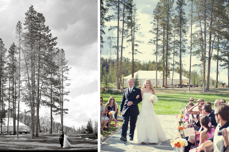 Colorado ranch wedding 7 Frances and Leo | Devils Thumb Ranch Wedding