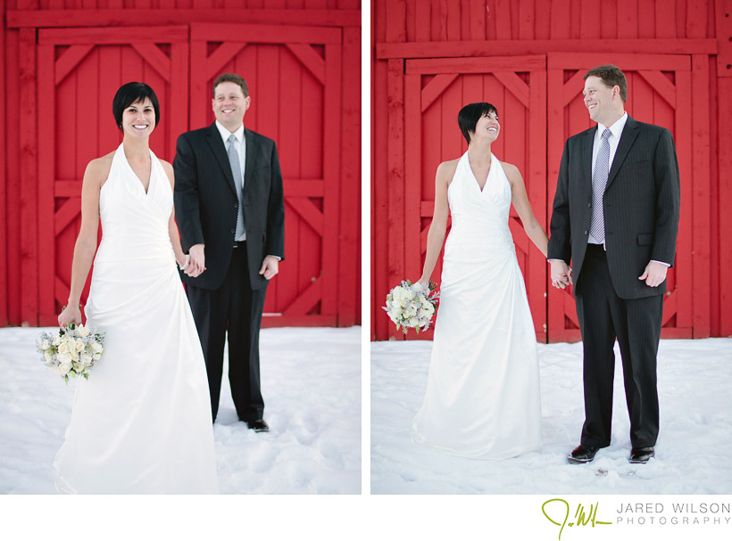 Red Barn Wedding Colorado Laura and Rob | Beaver Creek Wedding | Love This Day Events