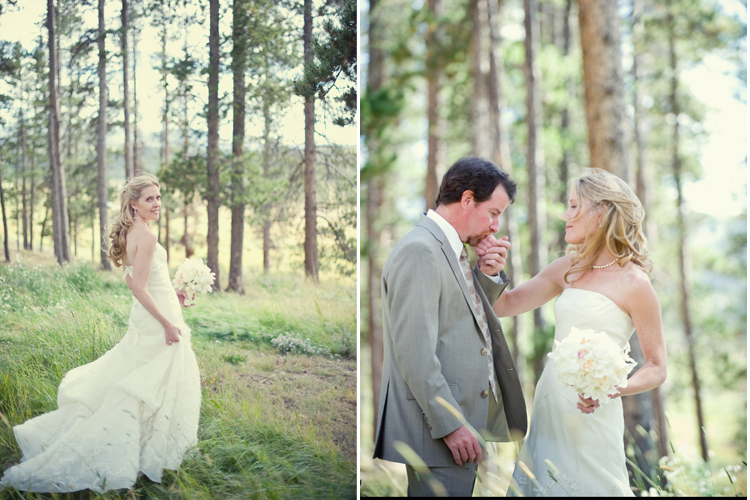 colorado ranch wedding 3 Frances and Leo | Devils Thumb Ranch Wedding