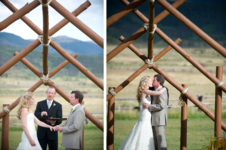 colorado ranch wedding 9 Frances and Leo | Devils Thumb Ranch Wedding