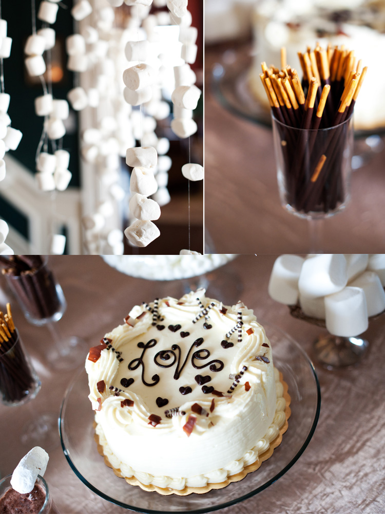 colorado wedding dessert table1 Vow Renewal | Love This Day | Brinton Studios