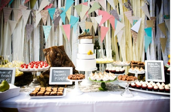 Colorado Dessert Bars - Love This Day Weddings