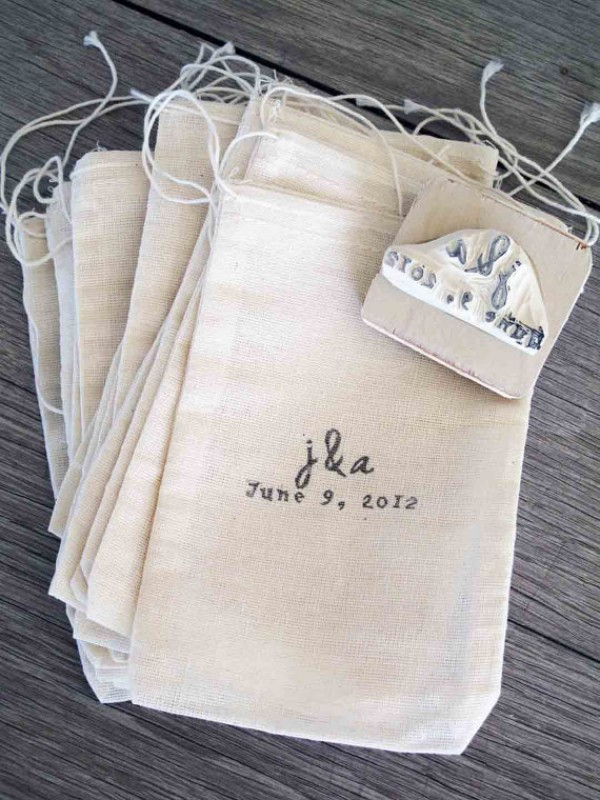 Custom Stamps For Your Wedding
