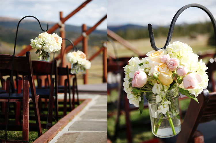 DTR Ceremony Site Devils Thumb Ranch Wedding   Jennifer and Rob