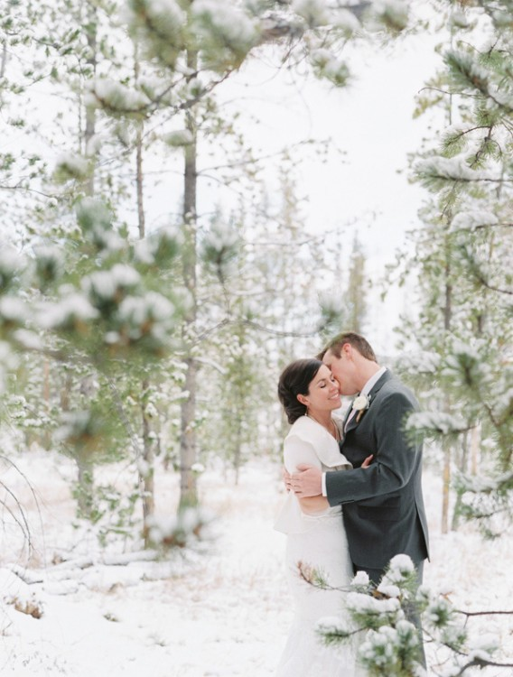 1 Laura Murray Fine Art Film Photography1 568x750 Sneak peak of Austin and Jennifers Winter Ranch Wedding