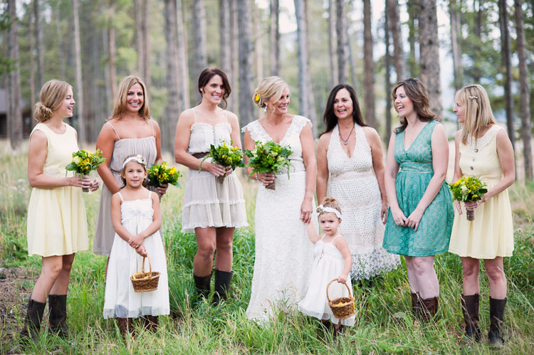 love this day events - anthropology styled wedding