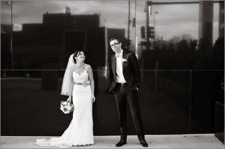 MurrayWed131 750x498 Denver Wedding Chic   Liz and Nick