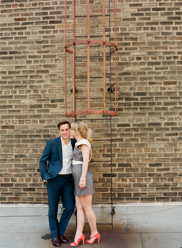 1 Laura Murray New York Engagement Photography Annie + Joeys NYC Engagement Session