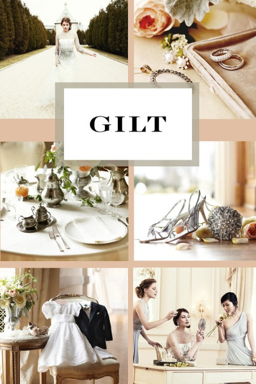 gilt ad 500x750 The Gilt Wedding Event