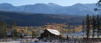 Devils Thumb ranch - iconic colorado destination