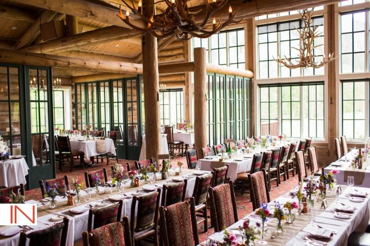 Beaver creek wedding planner meghan and james at beano 39 s for Beano s cabin beaver creek