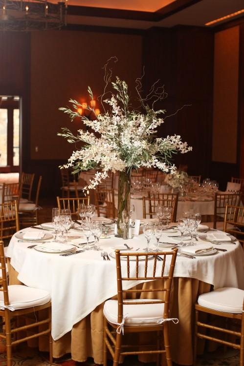 Vail wedding flowers