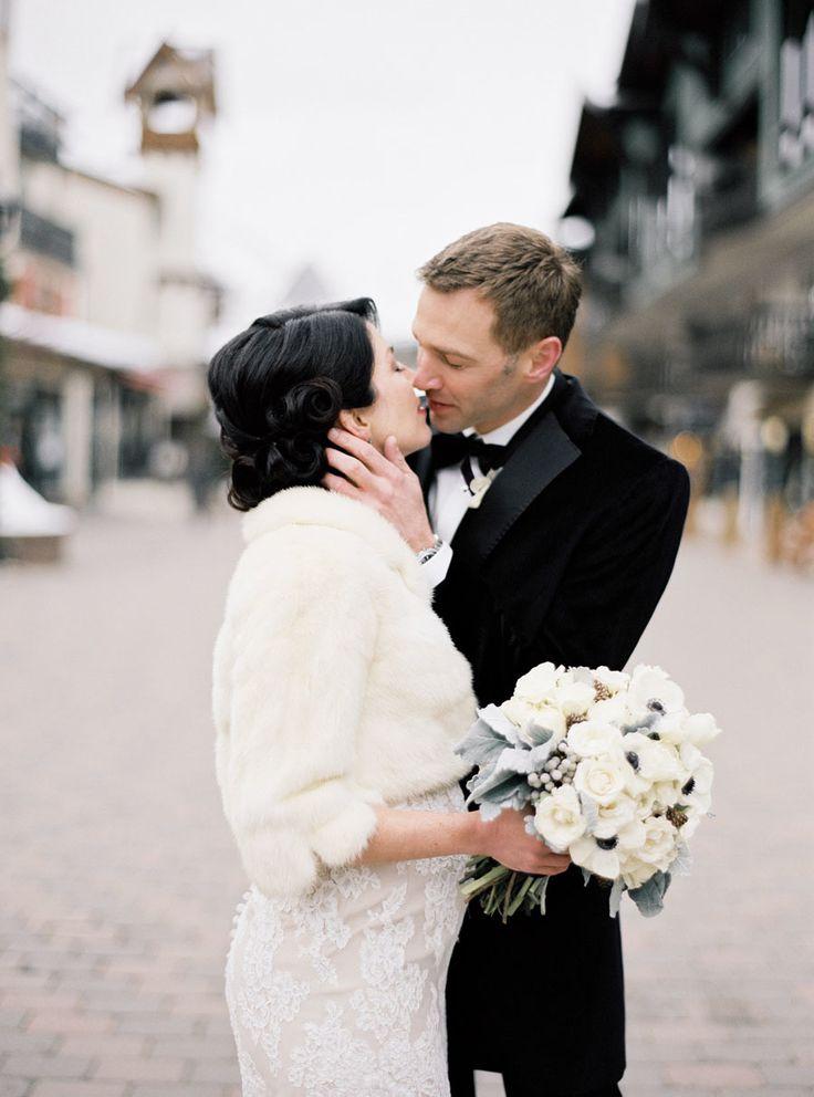 Vail Winter Wedding
