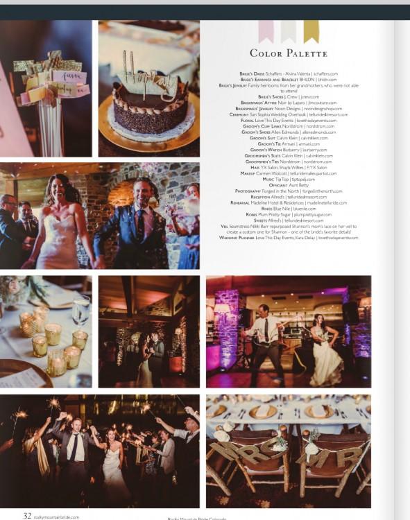 telluride wedding 3