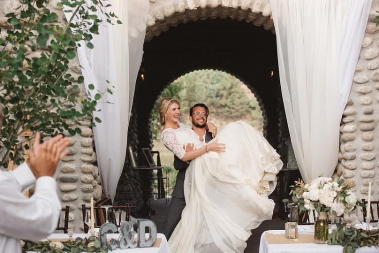 surf chateau wedding