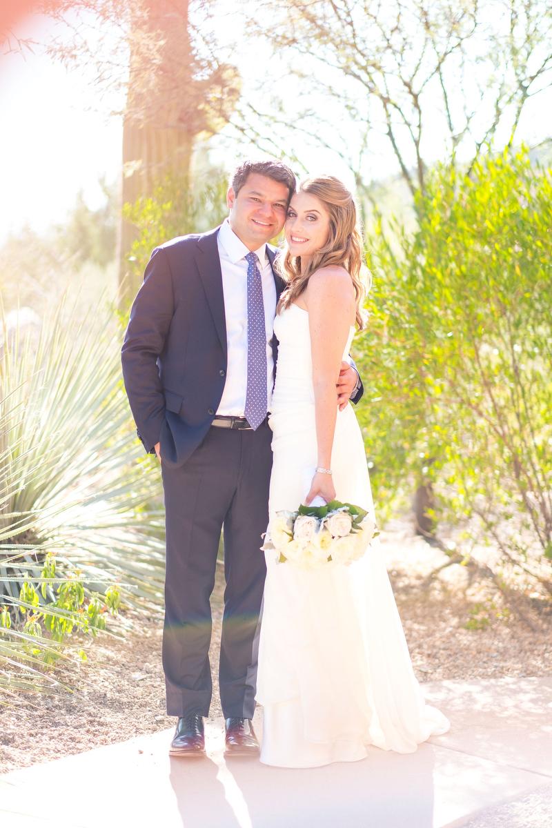 dove mountain ritz carlton wedding