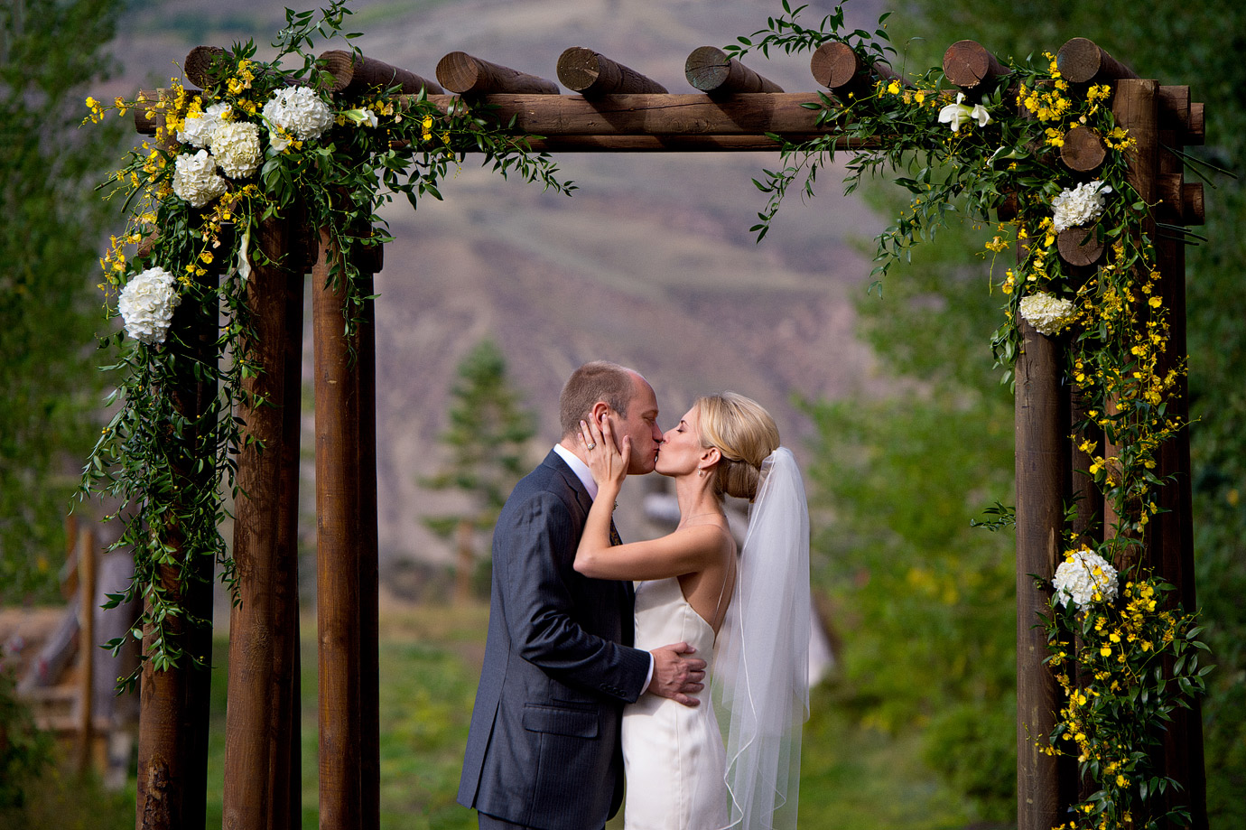 Ritz Carlton Wedding Bachelor Gulch