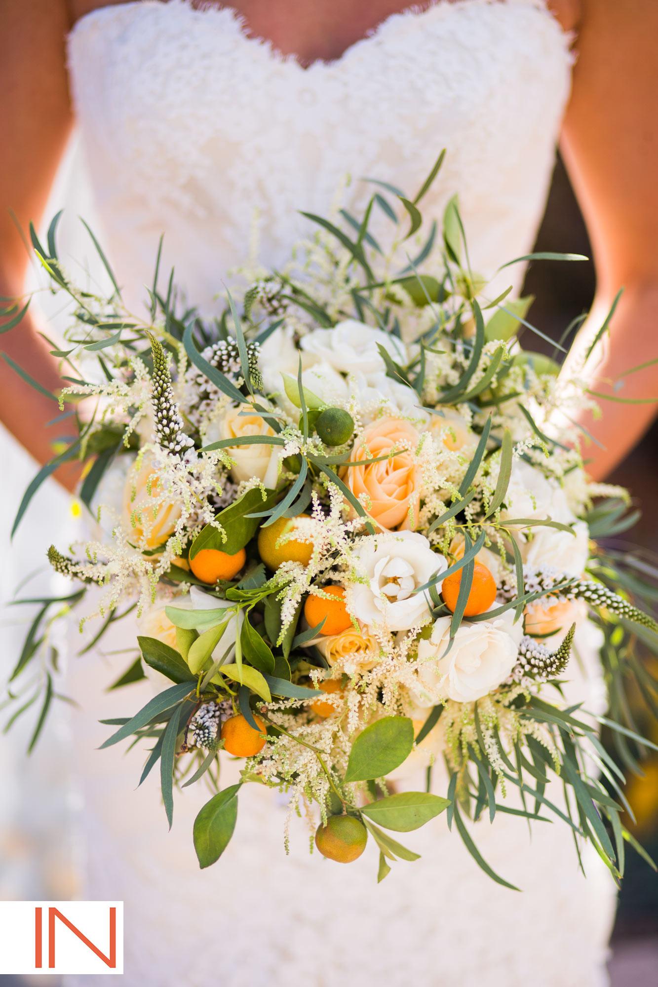 kumquat bouquet